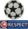 CHAMPION'S LEAGUE-RESPECT