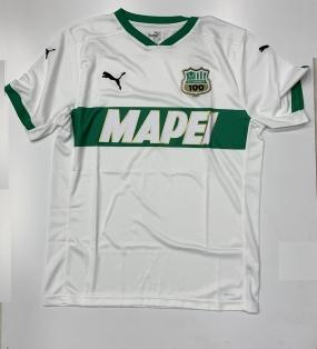 SASSUOLO AWAY WHITE SHIRT 2020-21 | CalcioItalia.com