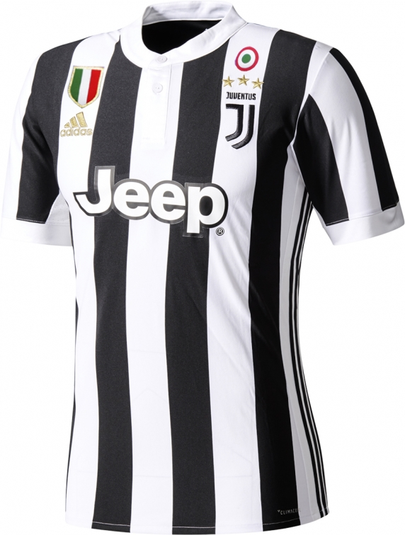 Maglia Home Juventus gara