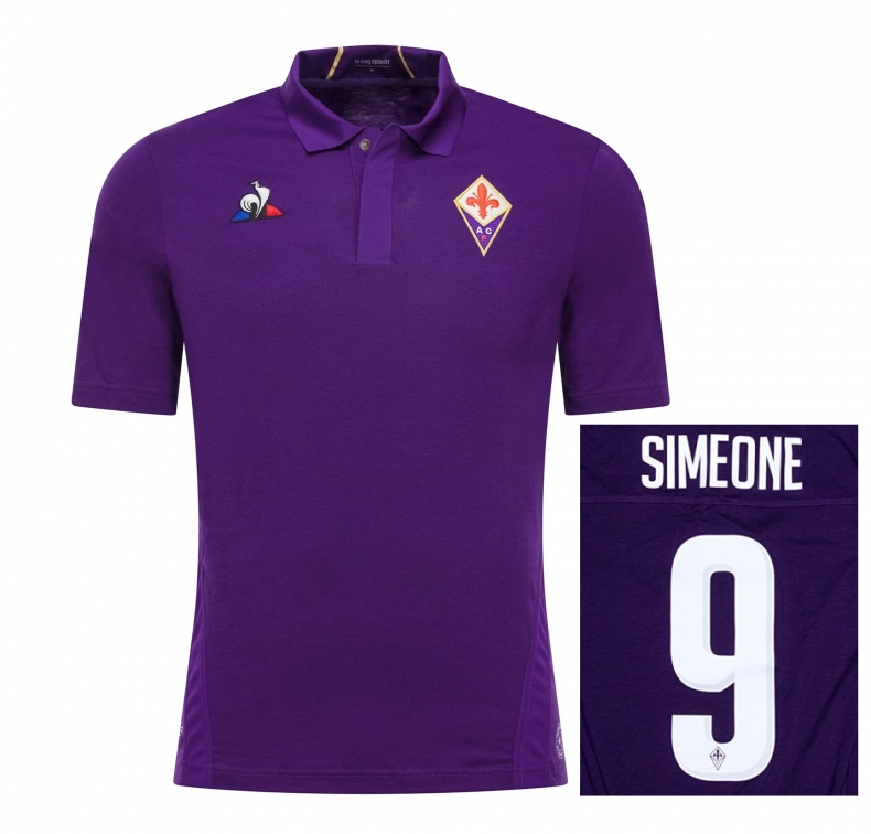 FIORENTINA MAGLIA BAMBINO SIMEONE 2018-19