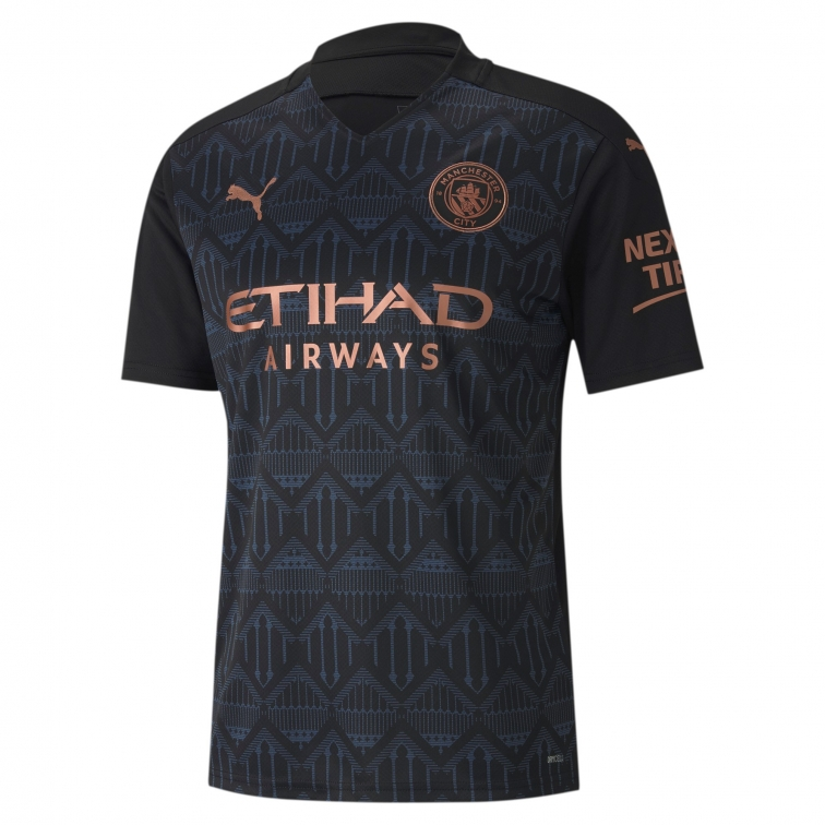 MANCHESTER CITY MAGLIA AWAY 2020-21