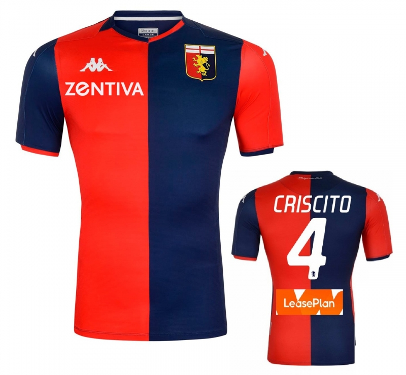 GENOA CRISCITO HOME SHIRT 2019-20