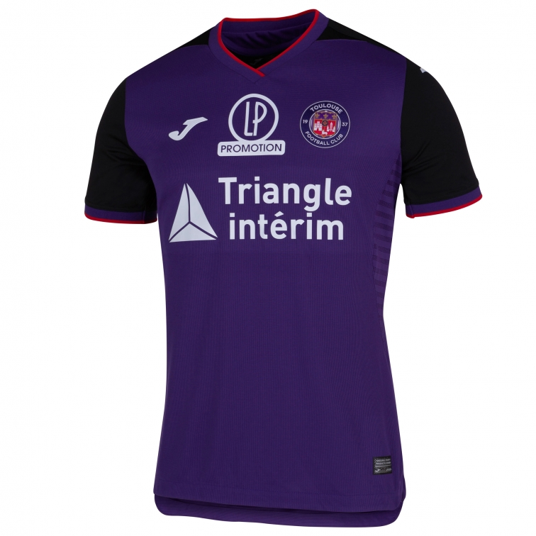TOULOUSE HOME SHIRT 2019-20