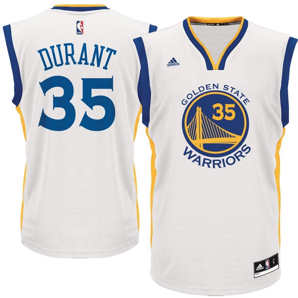 GOLDEN STATE WARRIORS MAGLIA KEVIN DURANT