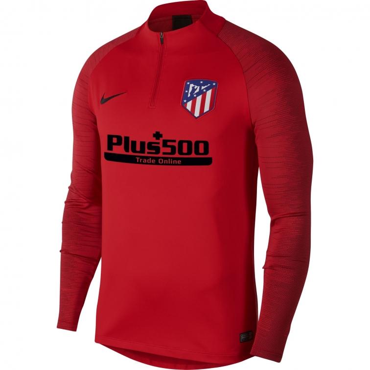 ATLETICO MADRID FELPA ALLENAMENTO ROSSA 2019-20