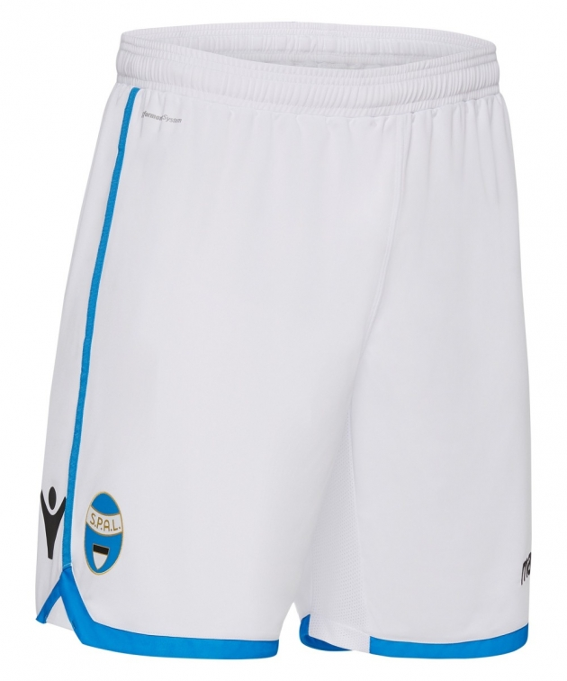 SPAL HOME SHORTS 2017-18