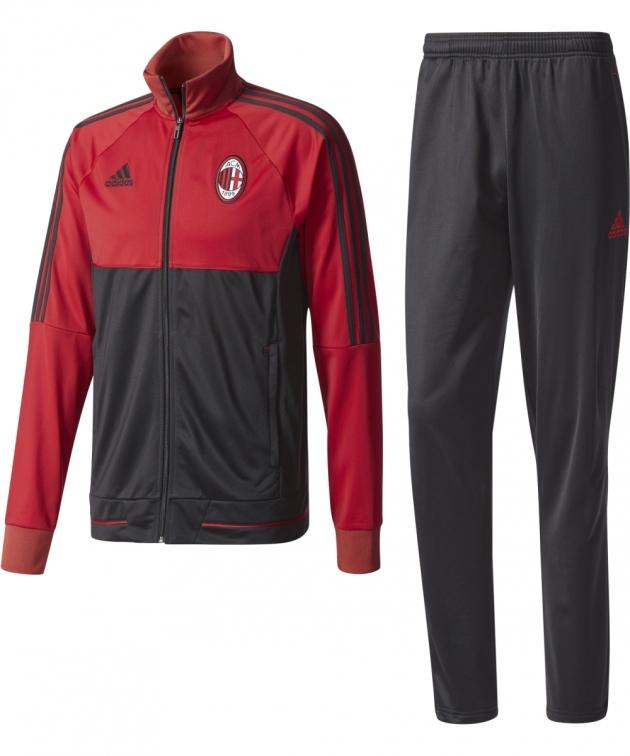 tuta AC Milan portiere