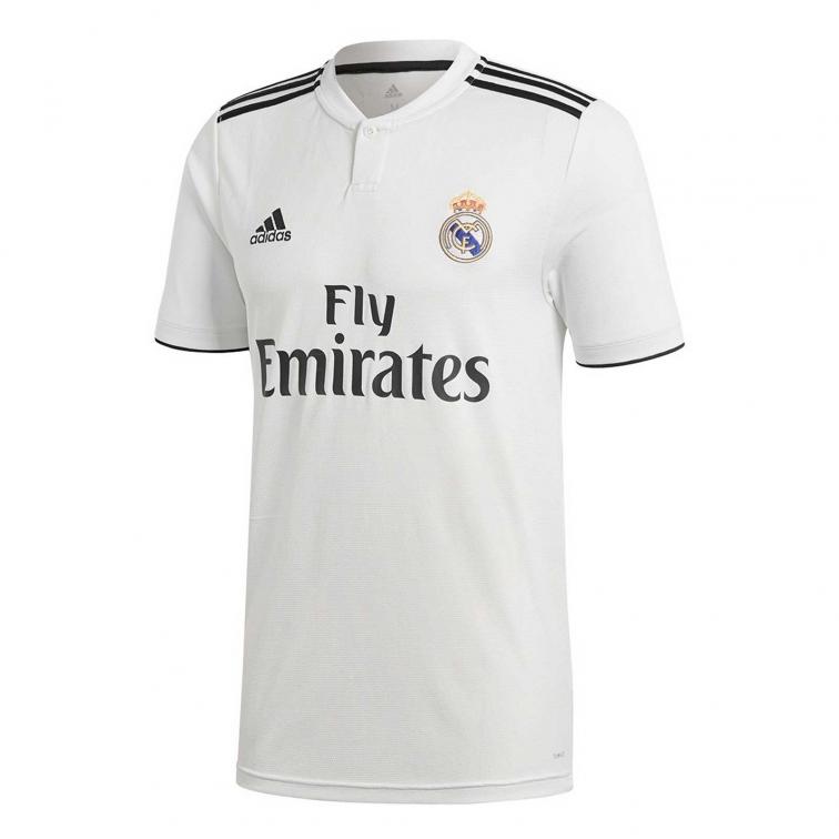 REAL MADRID MAGLIA HOME 2018-19