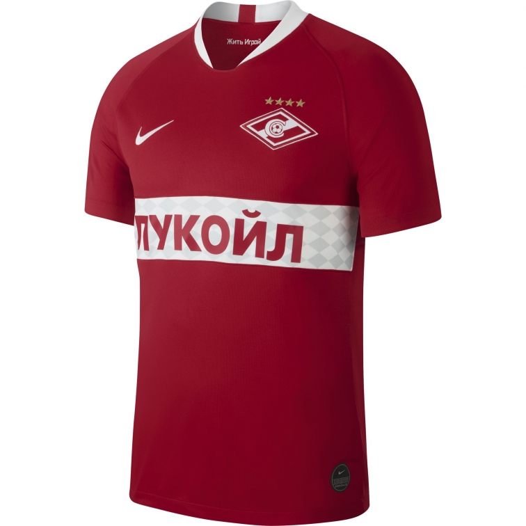SPARTAK MOSCA MAGLIA HOME 2019-20
