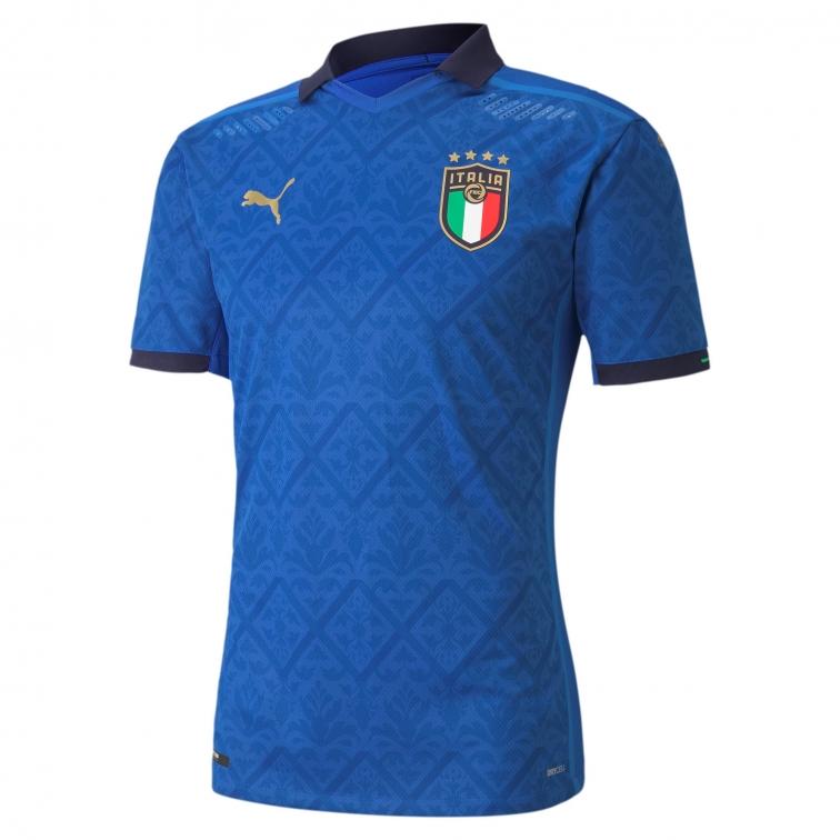 ITALIA FIGC MAGLIA AUTENTICA HOME 2020-21 consegna 25 Novembre