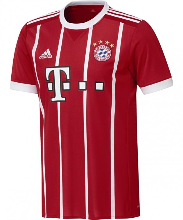 Terza Maglia Home FC Bayern München nazionali