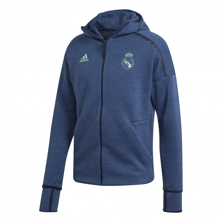 REAL MADRID ANTHEM NAVY JACKET 2019-20