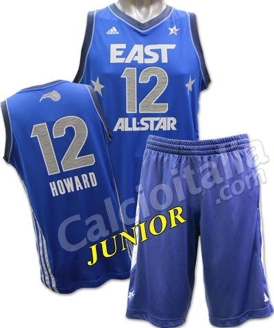 COMPLETO JUNIOR ALL STAR GAME HOWARD