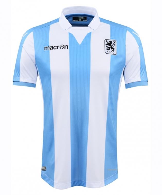 MONACO 1860 MAGLIA UFFICIALE 2016-17