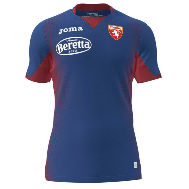 FC TORINO MAGLIA AUTENTICA 3RD BLU 2019-20
