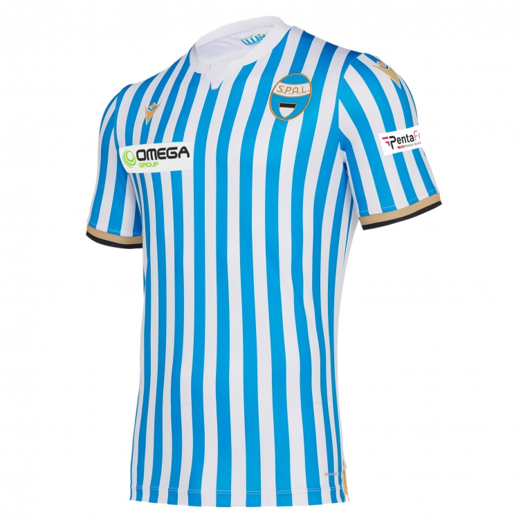 SPAL AUTHENTIC MATCH HOME SHIRT 2019-20