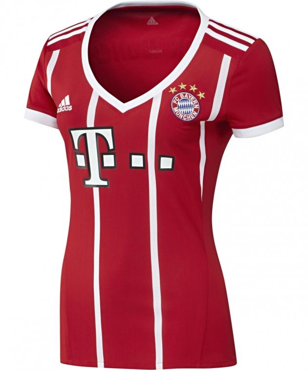 Maglia Home FC Bayern München Donna