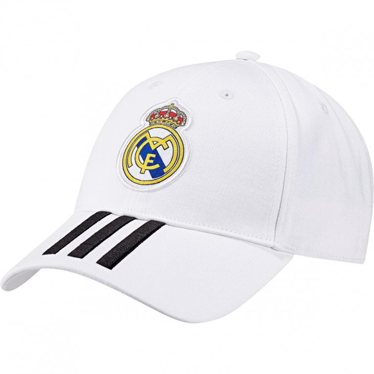 REAL MADRID WHITE CAP 2018-19