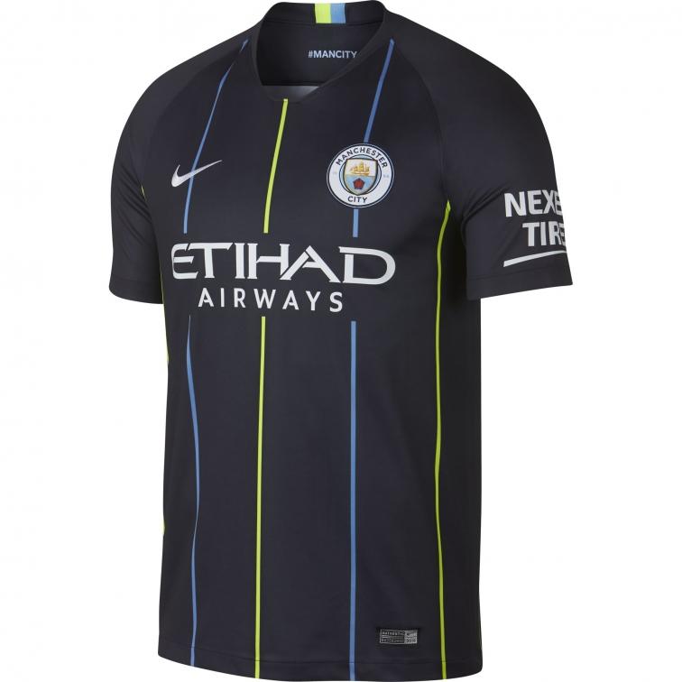 Seconda Maglia Manchester City Ederson