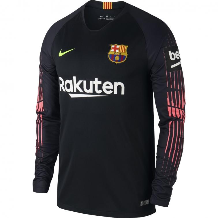 completo calcio FC Barcelona portiere