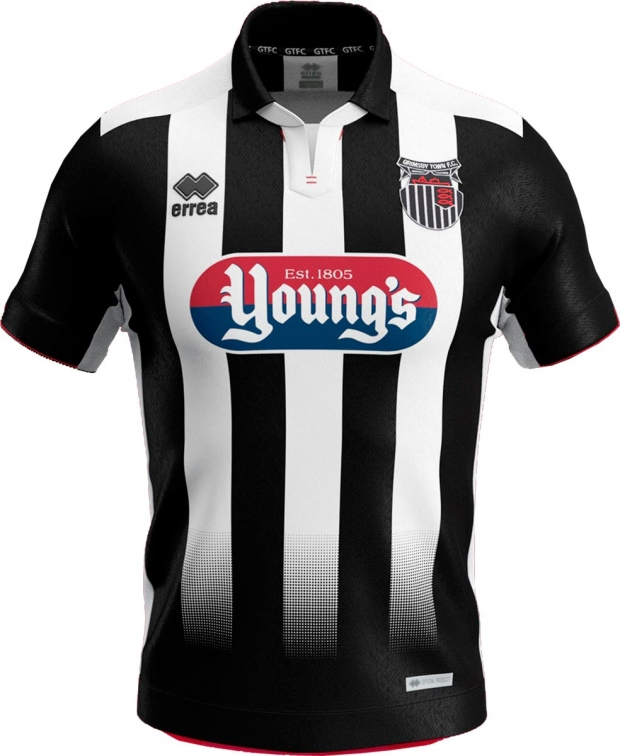 GRIMSBY  AUTHENTIC HOME SHIRT 2019-20