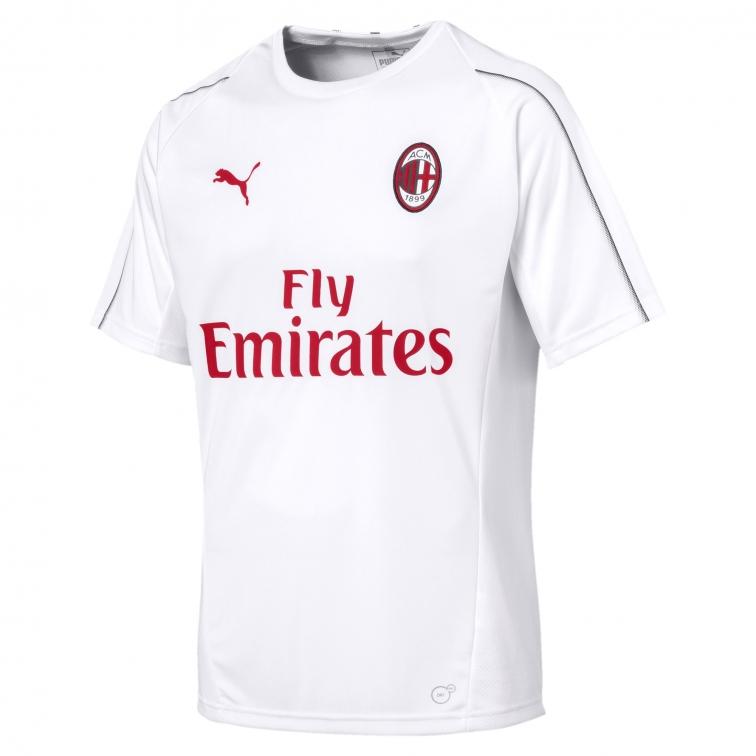 Allenamento AC Milan nuova