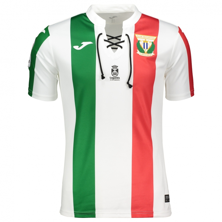LEGANES AWAY SHIRT 2018-19