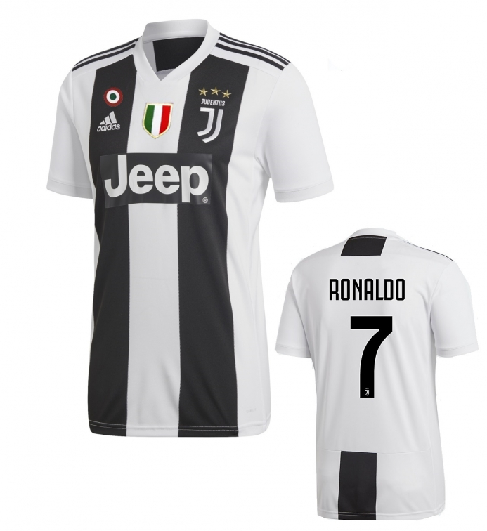 Maglia Juventus 2018