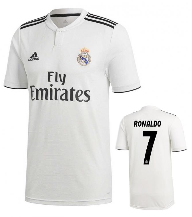 Maglia Home Real Madrid 2018