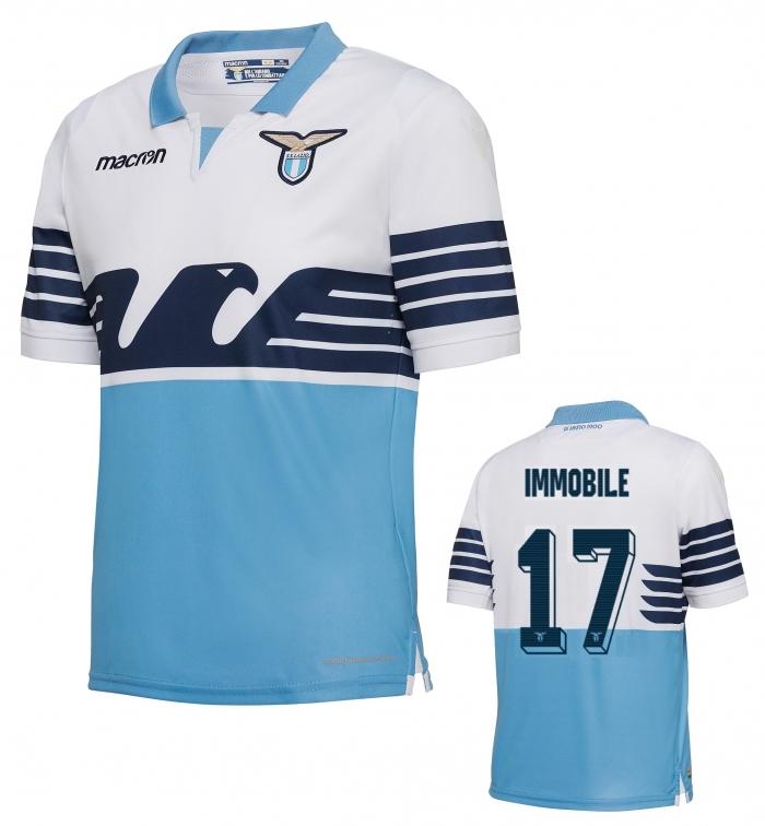 Maglia Home Lazio Bambino