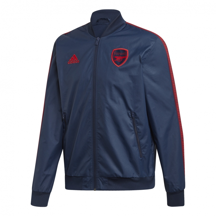 ARSENAL ANTHEM NAVY JACKET 2019-20