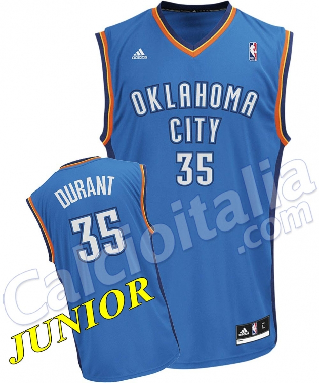 KEVIN DURANT JUNIOR JERSEY