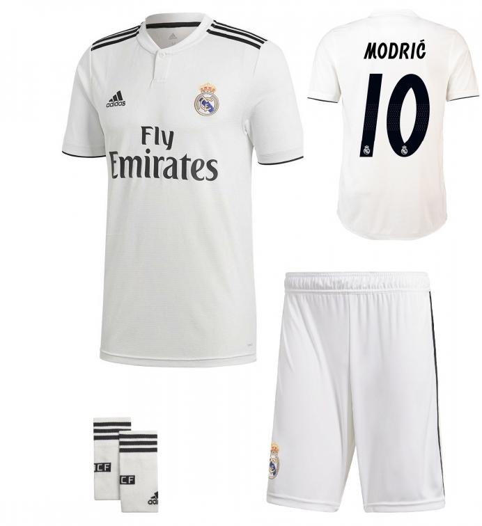 REAL MADRID COMPLETO BAMBINO MODRIC' 2018-19