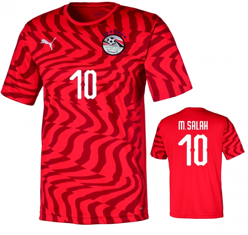 EGYPT SALAH HOME SHIRT 2019-20