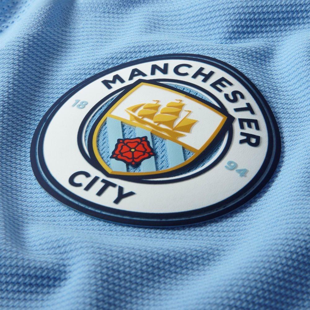 Maglia Home Manchester City gara