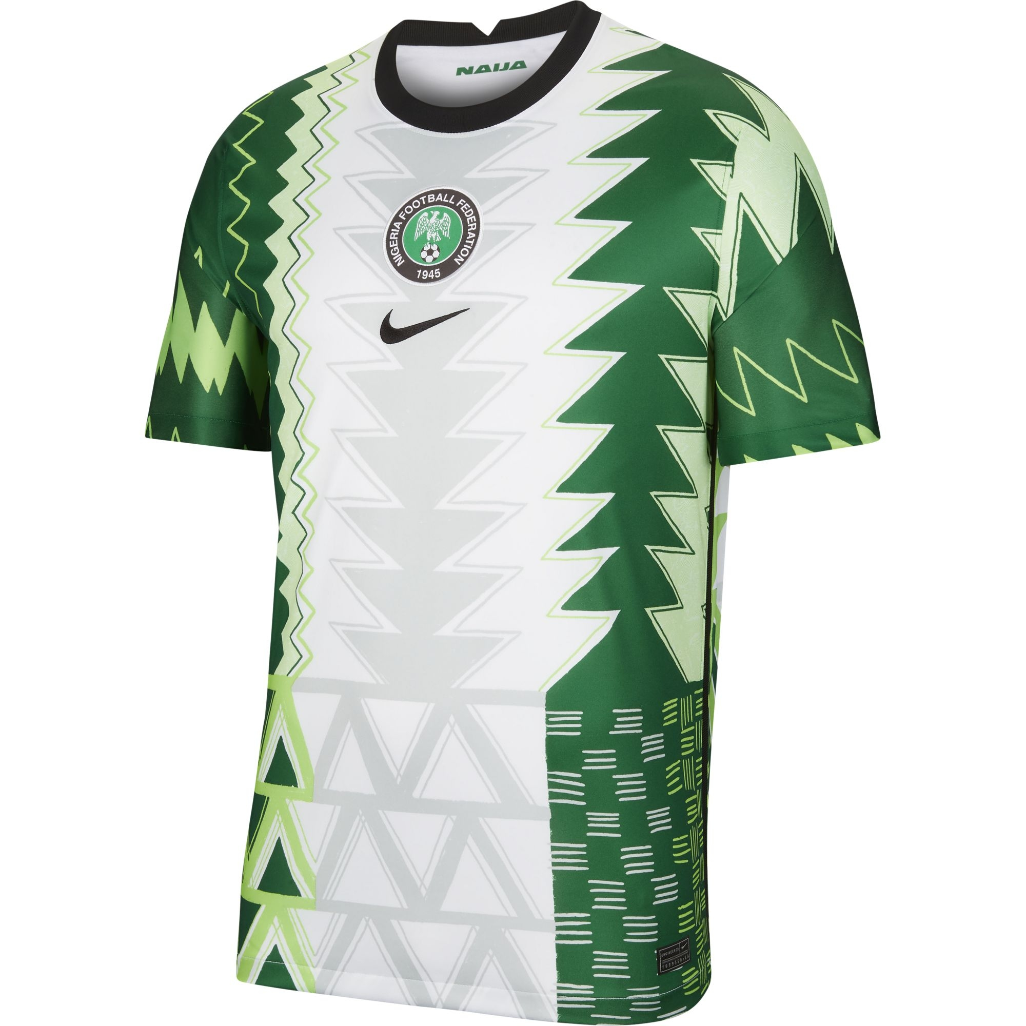 NIGERIA MAGLIA HOME 2020-21 | CalcioItalia.com