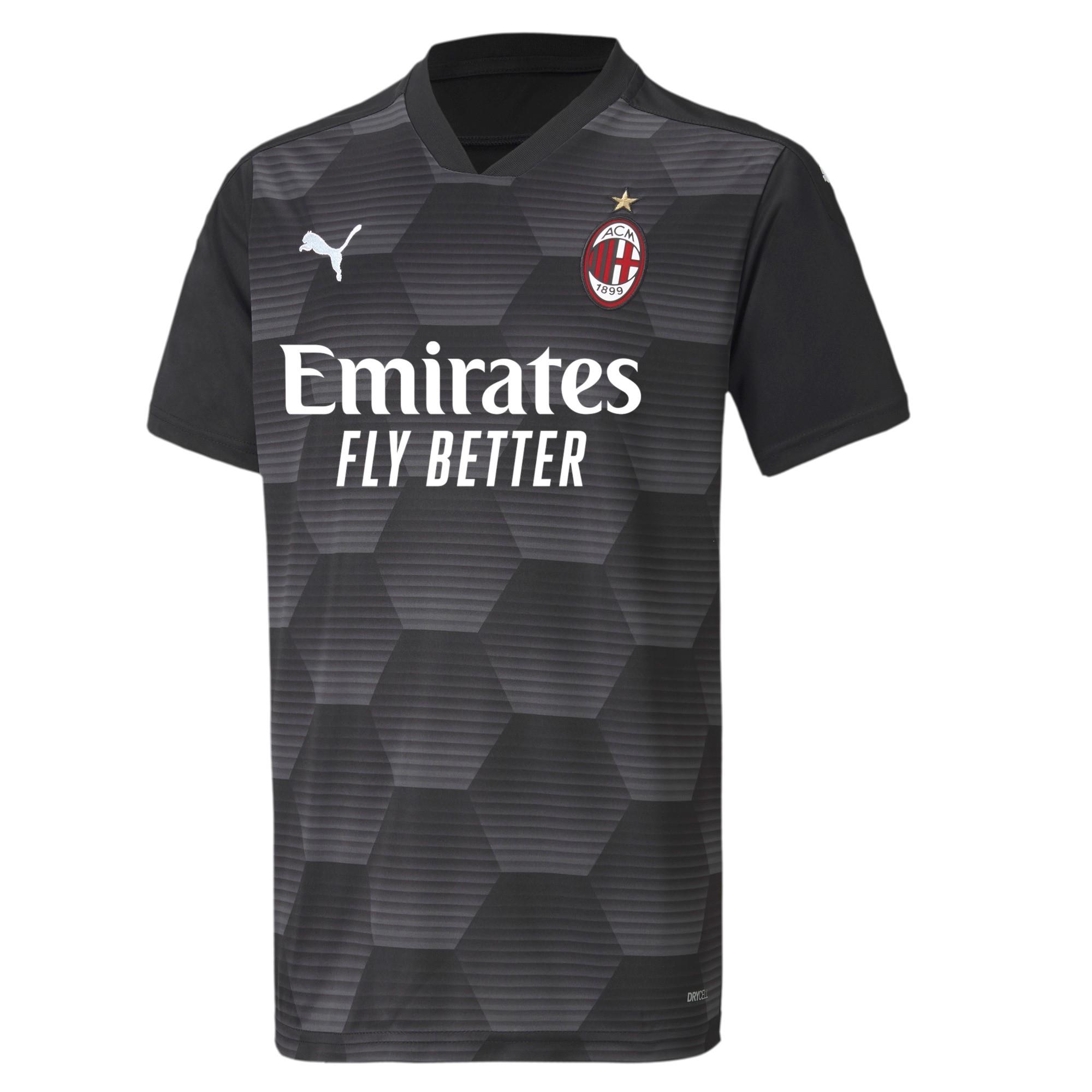 AC MILAN MAGLIA PORTIERE VERDE 2020-21 | CalcioItalia.com