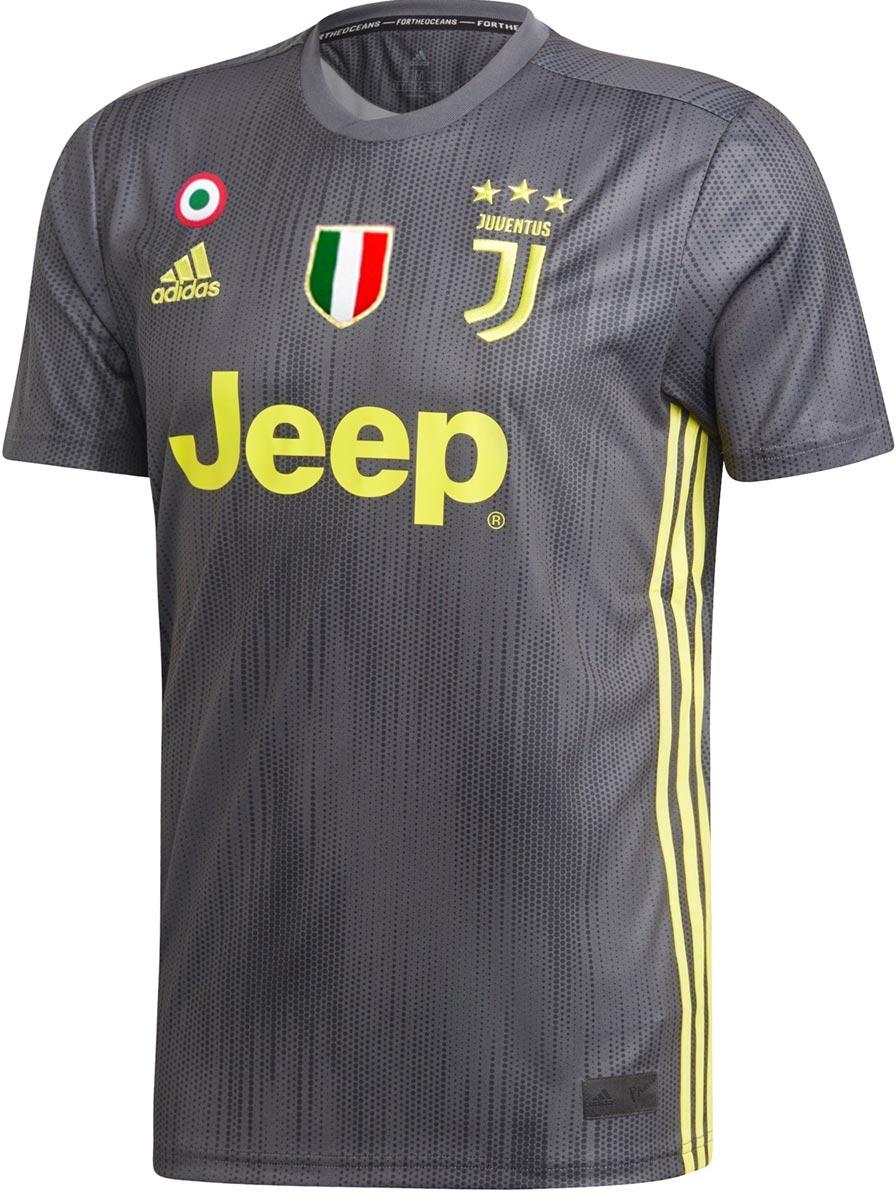 Juventus Maglia 3rd 2018 19 Calcioitalia Com