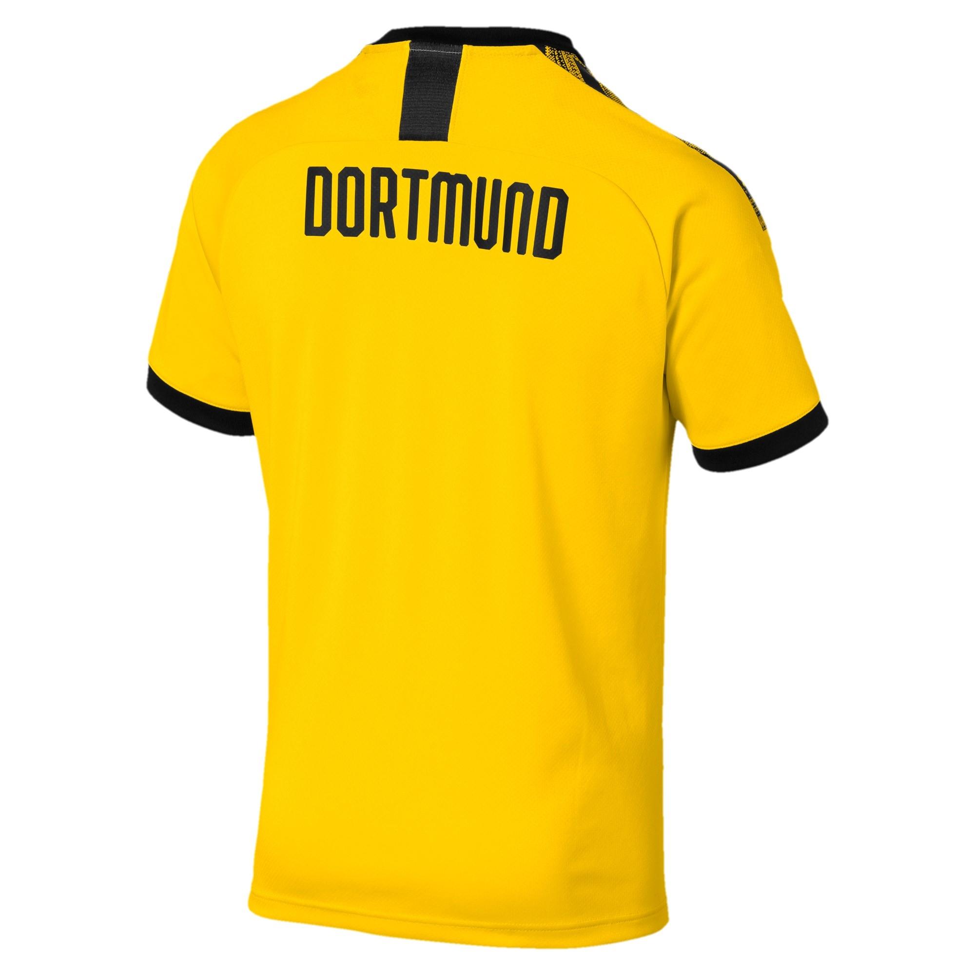 BORUSSIA DORTMUND MAGLIA BAMBINO HOME 2019-20   CalcioItalia.com