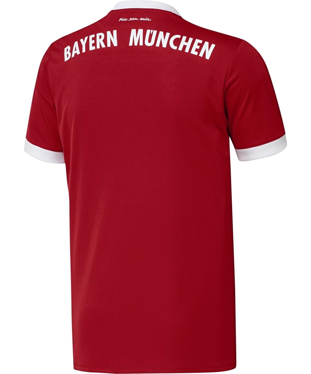 Seconda Maglia Home FC Bayern München nazionali