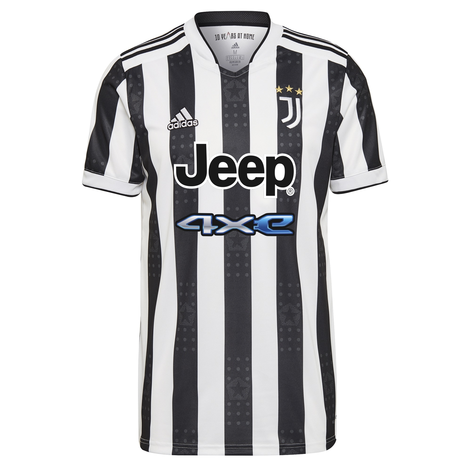 JUVENTUS MAGLIA HOME 2021-22   CalcioItalia.com