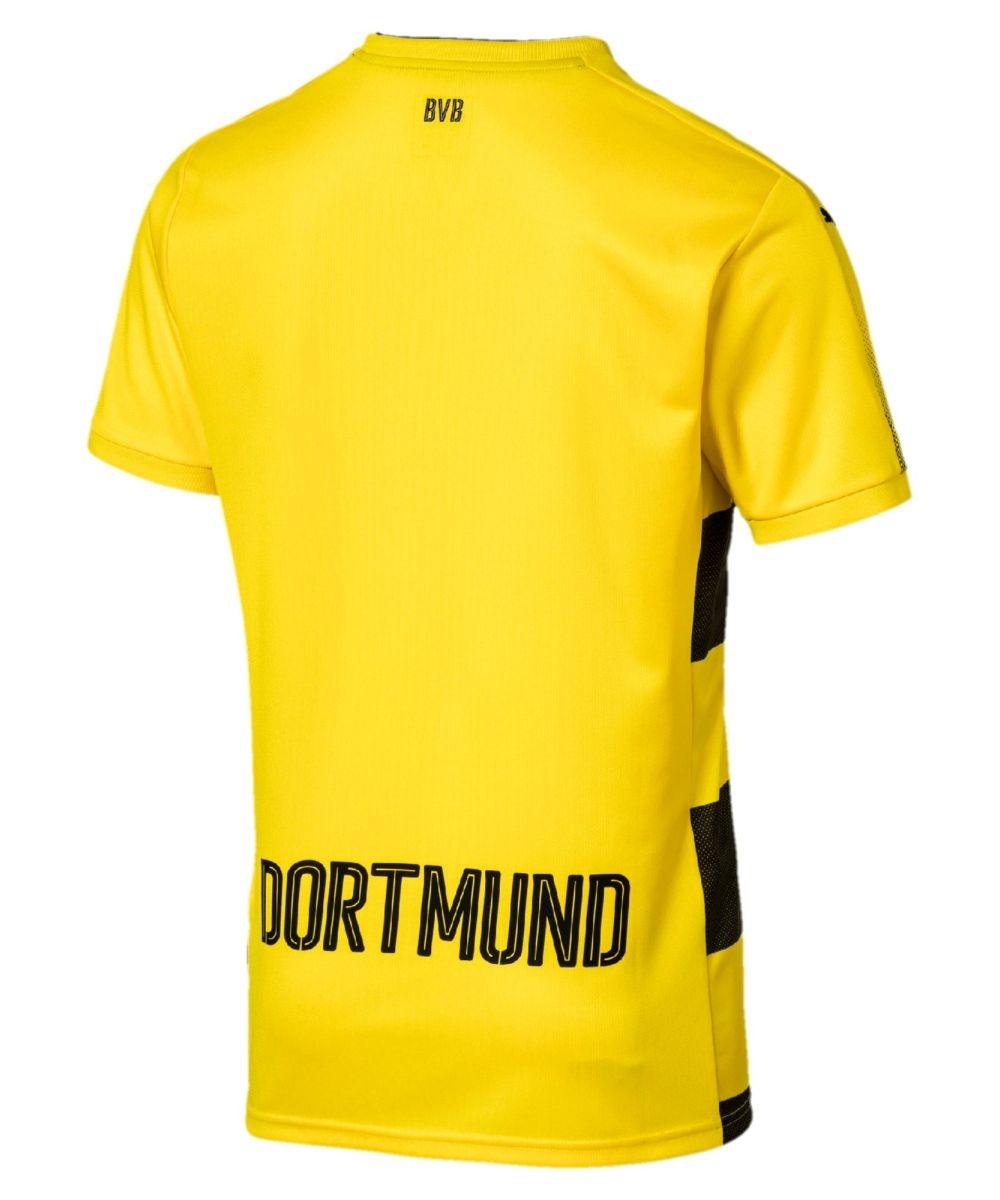 Maglia Home Borussia Dortmund 2017