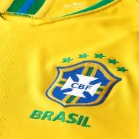 BRASILE MAGLIA AUTENTICA MATCH 2018-19
