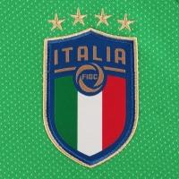 ITALIA FIGC MAGLIA PORTIERE VERDE 2017-19