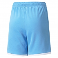 MANCHESTER CITY HOME SHORTS 2021-22