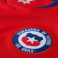 CHILE HOME SHIRT 2018-19