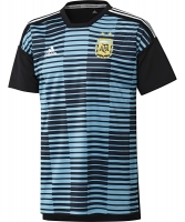 ARGENTINA MAGLIA PREPARTITA 2018-19