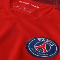 PSG AWAY RED SHIRT 2016-17