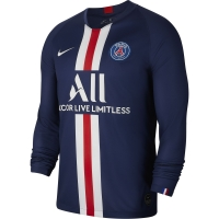 PSG HOME SHIRT long sleeves 2019-20
