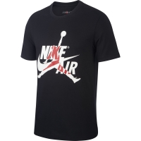 JORDAN NIKE AIR BLACK T-SHIRT 2019-20